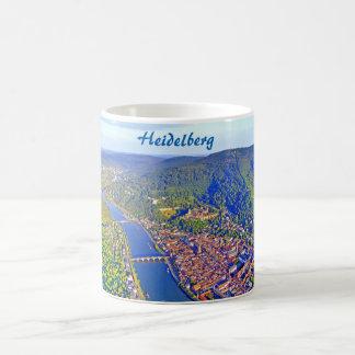 Tasse: Romantisches Heidelberg-Schloss Kaffeetasse