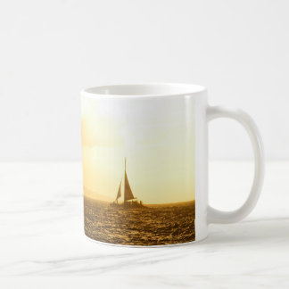 Tasse: Sonnenuntergang-Erinnerungen (klassisch) Tasse