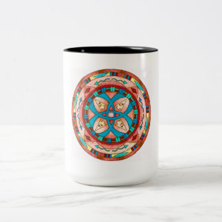 Tasse, südwestliche Kaffeetasse des gebürtigen