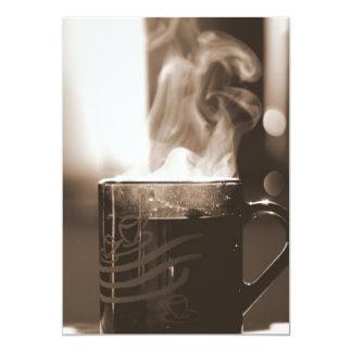Tasse Tee 12,7 X 17,8 Cm Einladungskarte