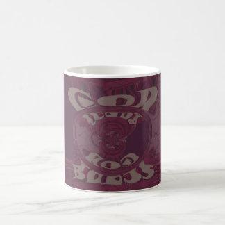 Tasse Verpackung-Bild Schablone