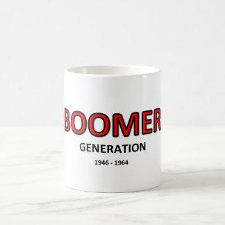 Tasseboomer-Generation Kaffeetasse
