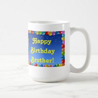 Tassen-alles- Gute zum Geburtstagbruder Tasse