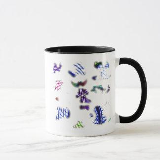 Tassen-Entwurf 4 Tasse