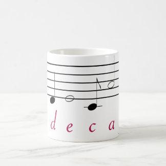 Tassen für Musiker