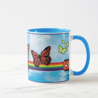 TASSEN Homosexuelles - süßer Schmetterling