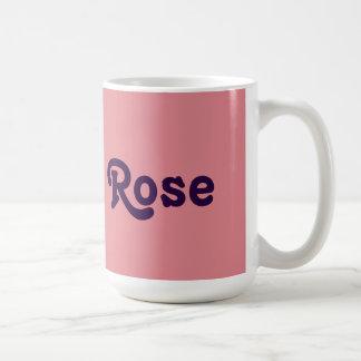 Tassen-Rose Tasse