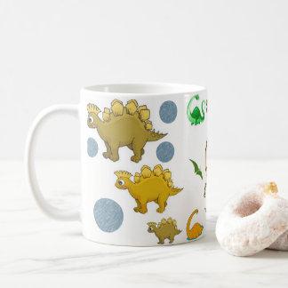 Tassendinosaurier Kaffeetasse