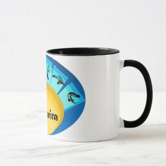 Tassenkaffee capoeira Kriegskünste Tasse