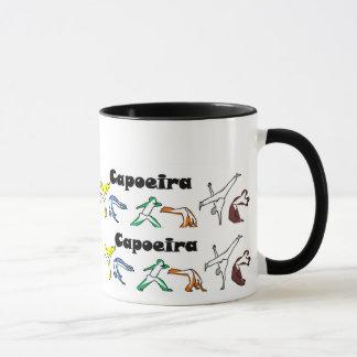 Tassenkaffee capoeira Techniken Tasse