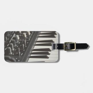 Tastatur-Gepäck-Taschen-Umbau Gepäckanhänger