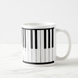 Tastatur Kaffeetasse