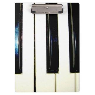 Tastatur-Klemmbrett