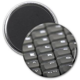 Tastatur Runder Magnet 5,7 Cm