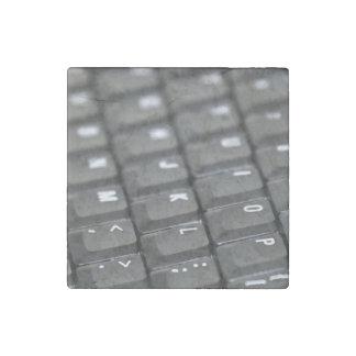Tastatur Stein-Magnet