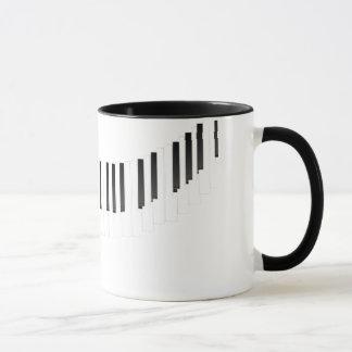Tastatur-Tasse Tasse