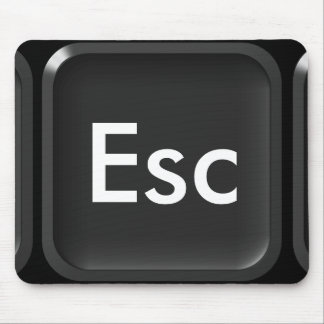 Taste- ESC Mousepad