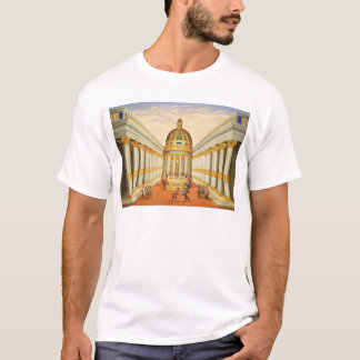 Tat I, Szenen VII und VIII: Baccus Tempel T-Shirt