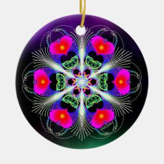 Taten von Güte/tief von Frieden Keramik Ornament