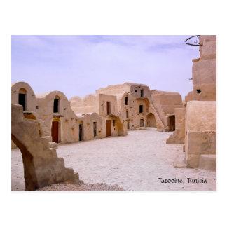 Tatooine, Tunesien Postkarte