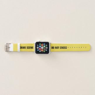 Tatort Apple Watch Armband