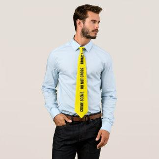 Tatort Krawatte