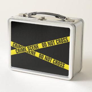 Tatort Metall Lunch Box