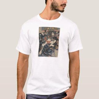 Tätowierte Samurais circa 1800s T-Shirt