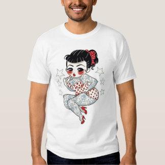 tätowiertes tessie T-Shirts