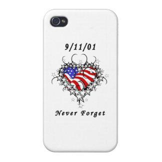 Tätowierung 911 vergessen nie schutzhülle fürs iPhone 4