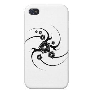 Tätowierung iPhone 4 Hülle