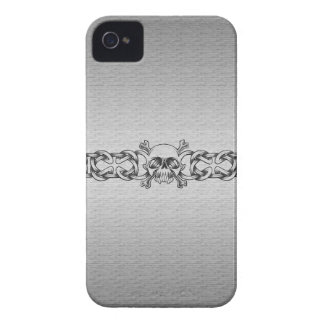 Tätowierungs-BlackBerry-mutiger Kasten iPhone 4 Case-Mate Hülle