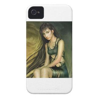 Tätowierungs-Frau iPhone 4 Case-Mate Hüllen