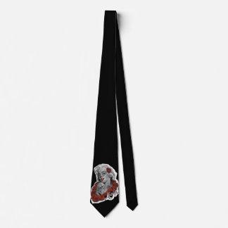 Tätowierungs-Krawatte Krawatte