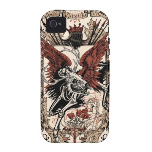 Tätowierungs-Kunst Vibe iPhone 4 Cover