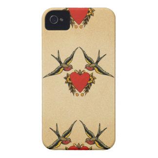 Tätowierungs-Muster Case-Mate iPhone 4 Hülle