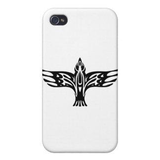 Tätowierungs-Vogel iPhone 4 Case