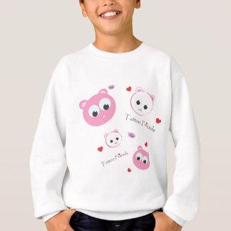 Tätowierungsfreundrosa Sweatshirt