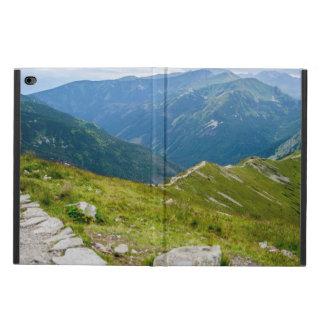 Tatra Gebirgsridge-LandschaftsFoto
