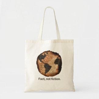 Tatsachen-nicht Fiktions-Taschen-Tasche Tragetasche