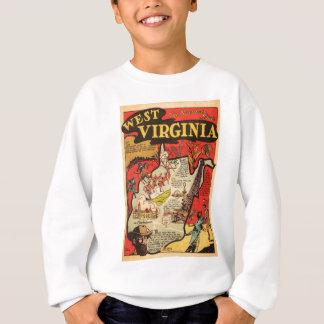 Tatsachen von West Virginia Sweatshirt