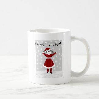 Tattles frohe Feiertage Sammlung Kaffeetasse