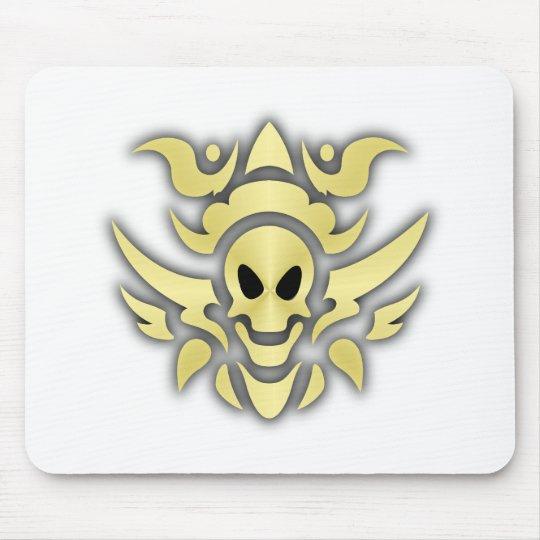 Tattoo Totenkopf Schädel skull Mauspads