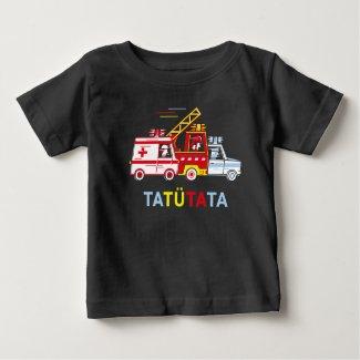 Tatütata Baby T-shirt