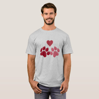 Tatze-fect Liebe T-Shirt