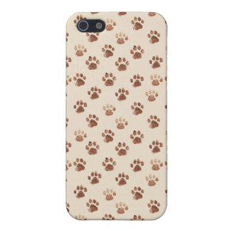 Paw Print Design Case