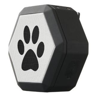 Tatzen-Druck Schwarze Bluetooth Lautsprecher