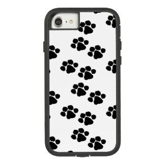 Tatzen-Drucke für Haustier-Inhaber Case-Mate Tough Extreme iPhone 8/7 Hülle
