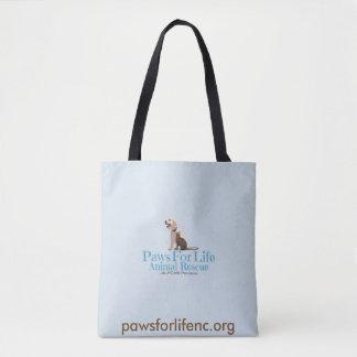 Tatzen für Leben-Tierrettungs-Taschen-Tasche Tasche