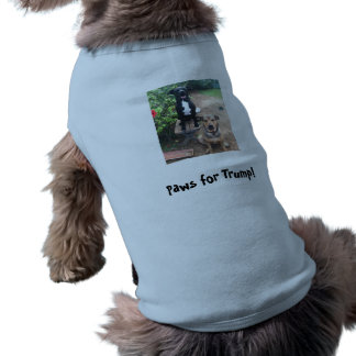 Tatzen für Trumpf! T-Shirt